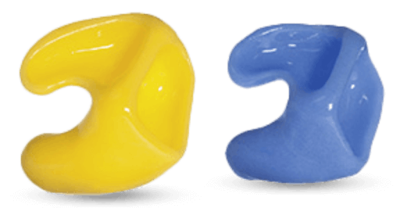 Individueller Gehörschutz ohne Filter