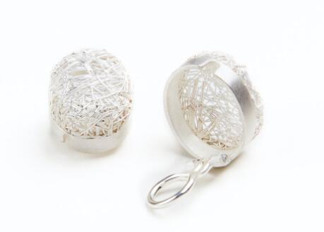 Hörschmuck Silber