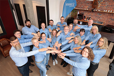 Team Verwaltung in Groß-Bieberau
